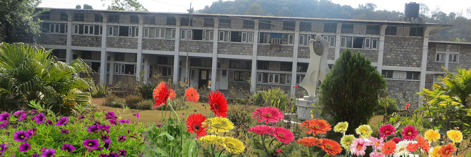 Tribhuvan University, Institue of Forestry, Pokhara Campus, Pokhara-15